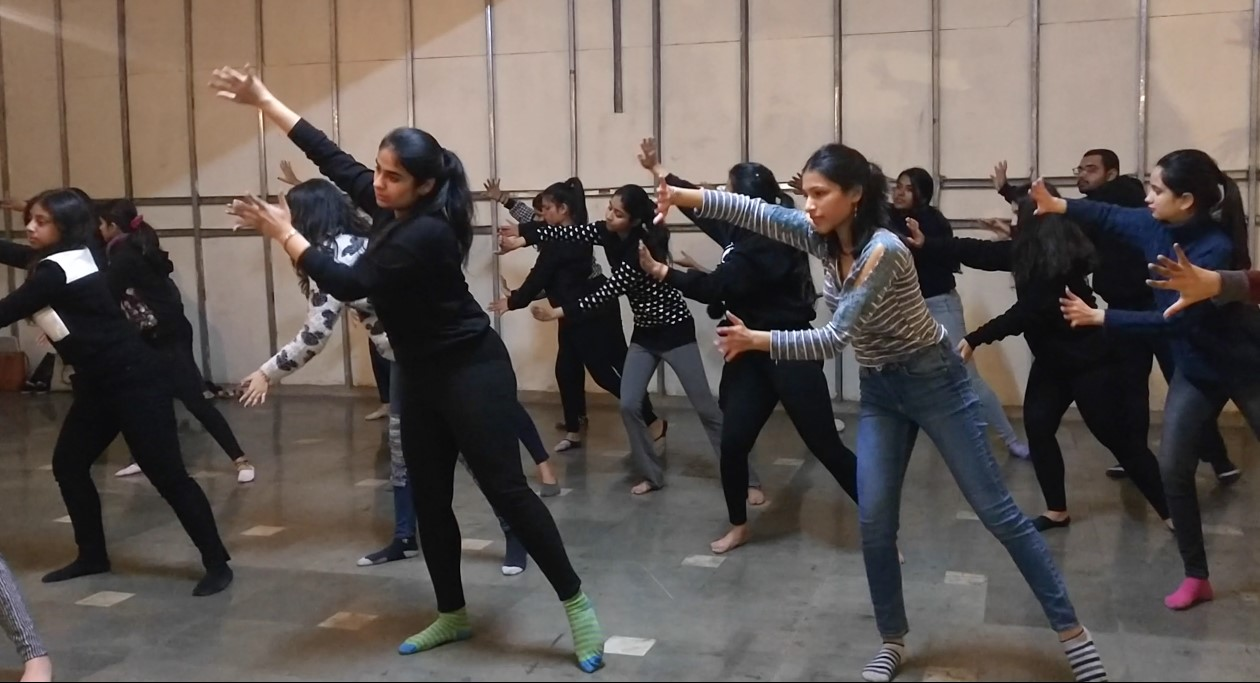 Dance Movement Therapy with Tripura Kashyap