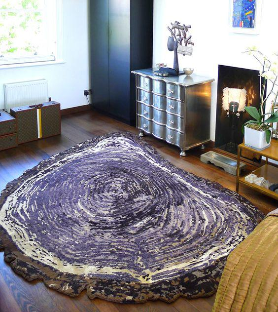 Funky Shaped Kind of Rugs