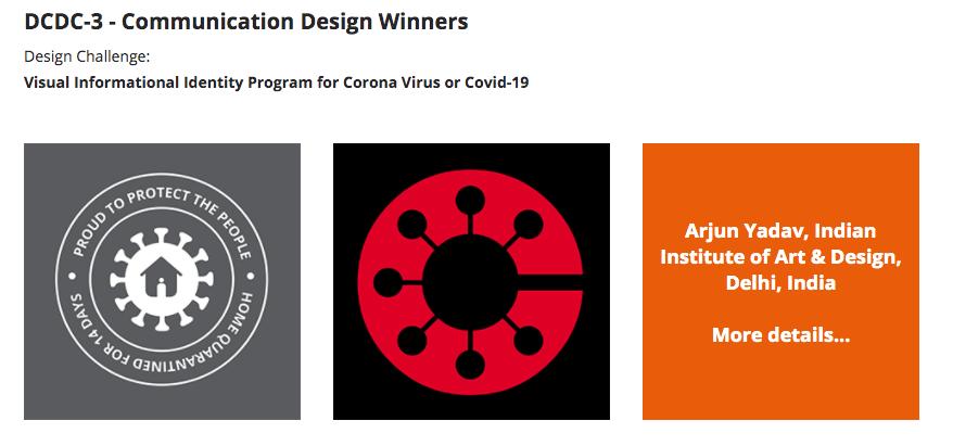 D'Source Corona Design Challenge